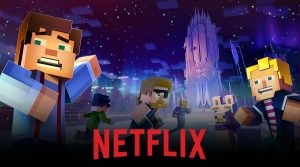 Netflix Minecraft